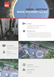 Essen-Bottrop Berne Teilgebiet 9.1_9.2
